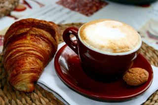 prima colazione