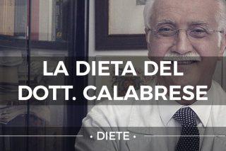 dieta del dottor calabrese
