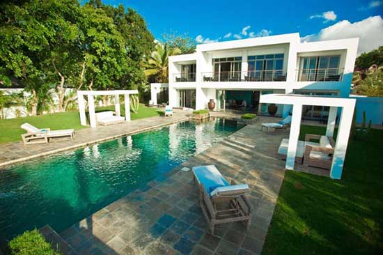 Mauritius di lusso