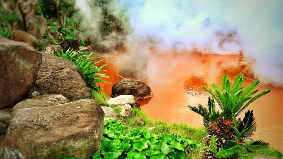 L'inferno di Beppu