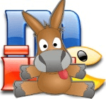 xdccmule-free-logo