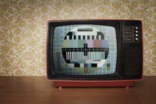 vecchi televisori