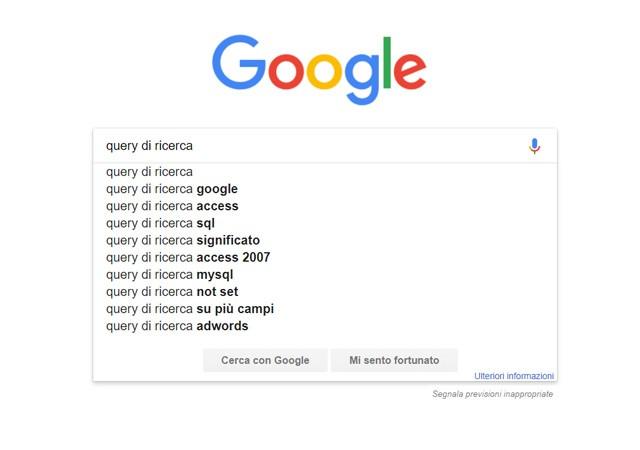 keyword e query