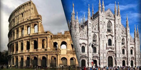 pendolari Roma Milano