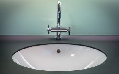 rubinetteria di arredo bagno
