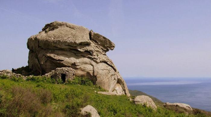 mostri di pietra isola d'elba